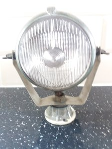 1950 Marchal fantastic 670 / 680 fog light  For Sale