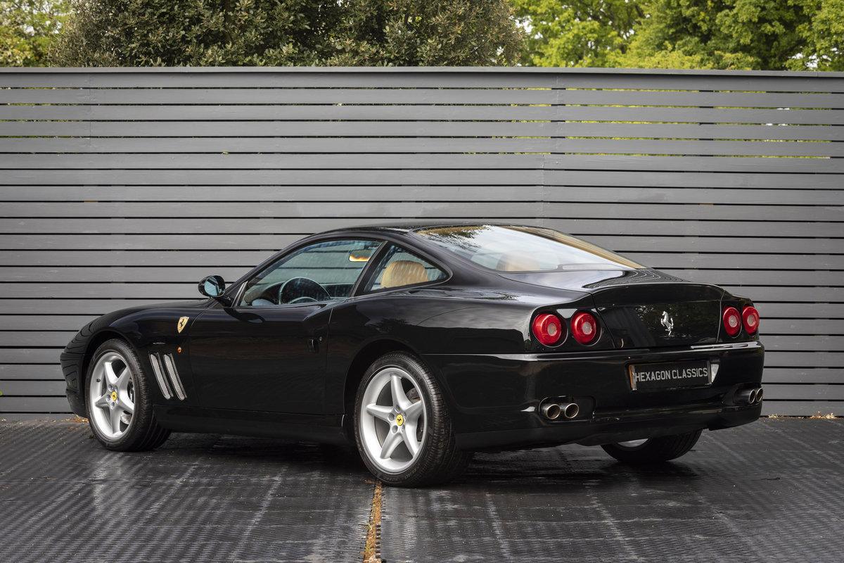 1997 Ferrari 550 Maranello LHD SOLD (picture 2 of 6)