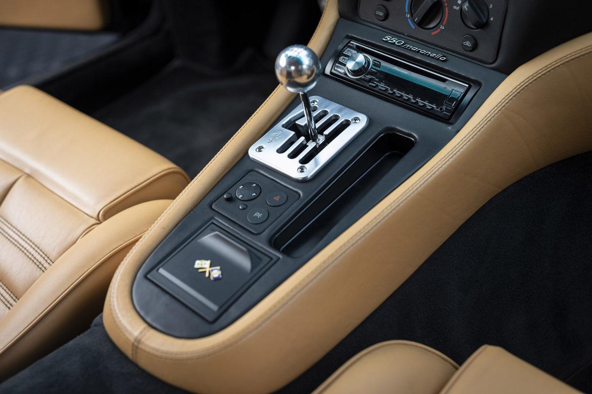 1997 Ferrari 550 Maranello LHD SOLD (picture 5 of 6)