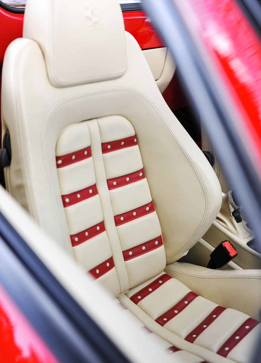 2007 Ferrari F430 Spider Manual with Only 17,412 Miles For Sale (picture 6 of 6)
