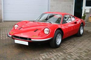 1972 Ferrari Dino 246 GT - Classiche  For Sale