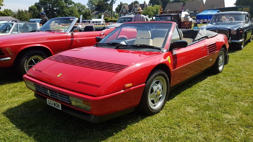 1990 RHD Ferrari Mondial T, Lovely Car! For Sale (picture 1 of 6)