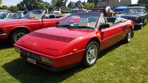 1990 RHD Ferrari Mondial T, Lovely Car!