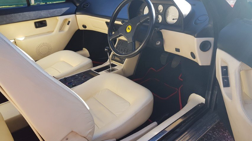1990 RHD Ferrari Mondial T, Lovely Car! For Sale (picture 6 of 6)