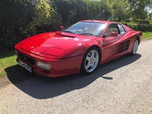 1993 Ferrari Testarossa 512TR immaculate low mileage example