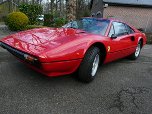 1976 FERRARI 308 GTB VITRORESINA  For Sale by Auction