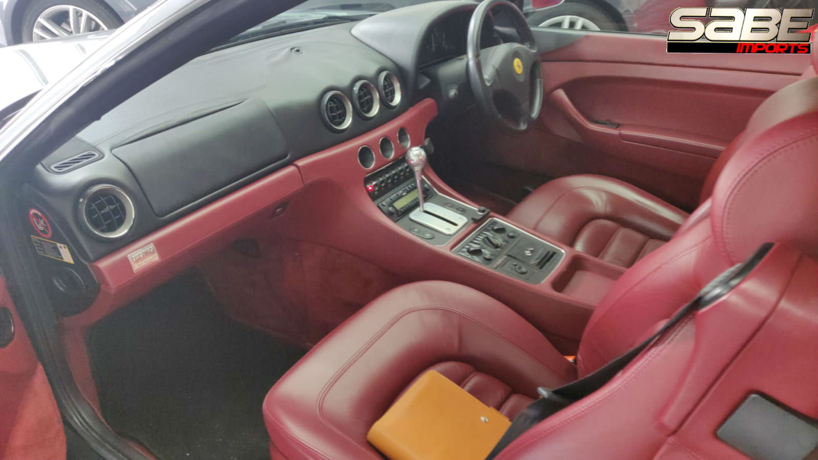 2002 FERRARI 456M 5.5 GTA *Full Service History* For Sale (picture 4 of 6)