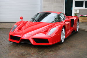 2004 Ferrari Enzo Classiche Certified, Just Serviced, New Clutch