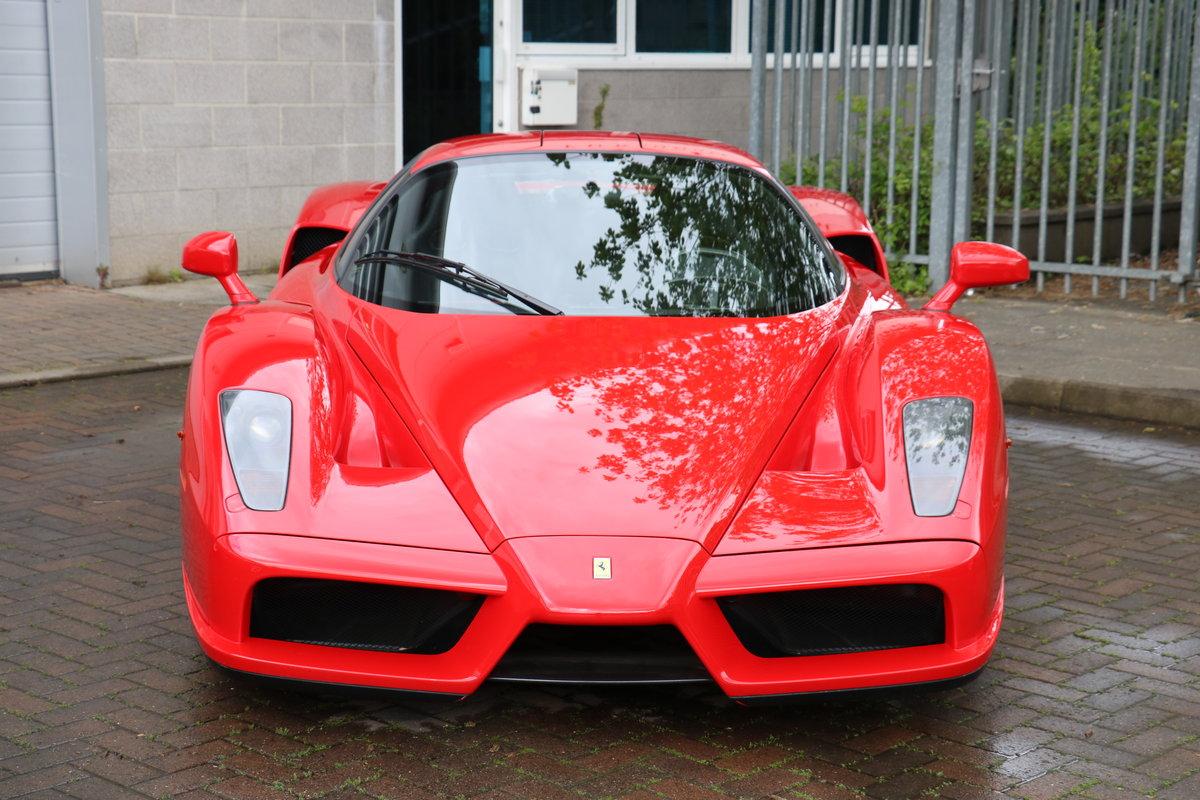 2004 Ferrari Enzo Classiche Certified, Just Serviced, New Clutch  For Sale (picture 2 of 6)