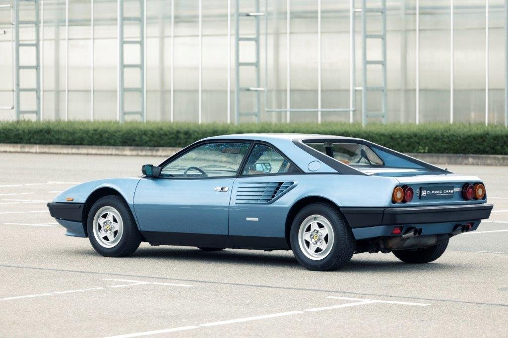 1981 Ferrari Mondial 8 For Sale (picture 1 of 6)