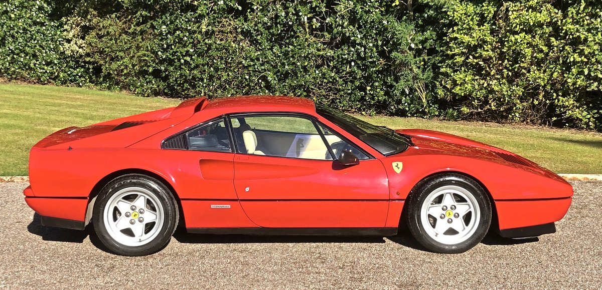 1987 FERRARI 328 GTB  Uk RHD example just serviced For Sale (picture 2 of 6)