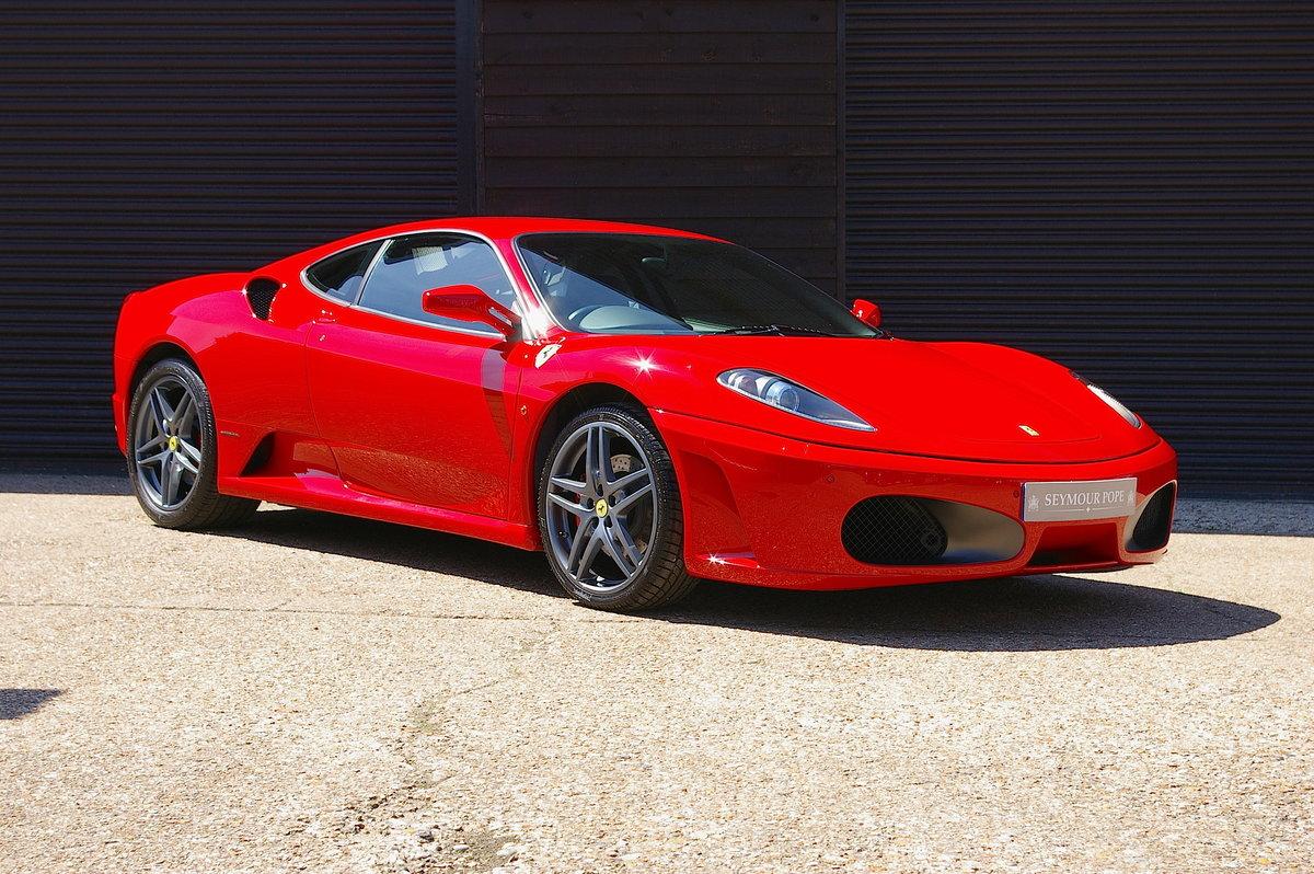 2007 Ferrari F430 4.3 F1 Coupe Automatic (14,889 miles) For Sale (picture 1 of 6)