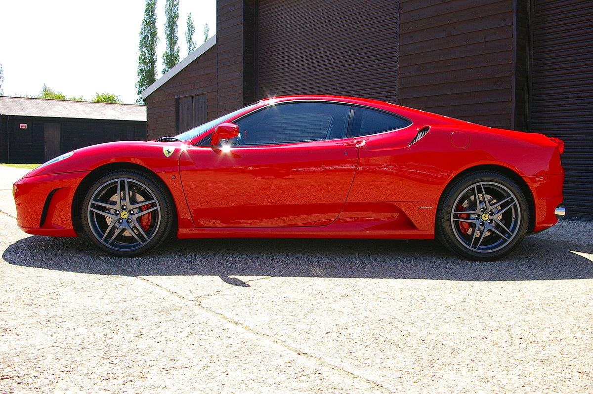 2007 Ferrari F430 4.3 F1 Coupe Automatic (14,889 miles) For Sale (picture 2 of 6)