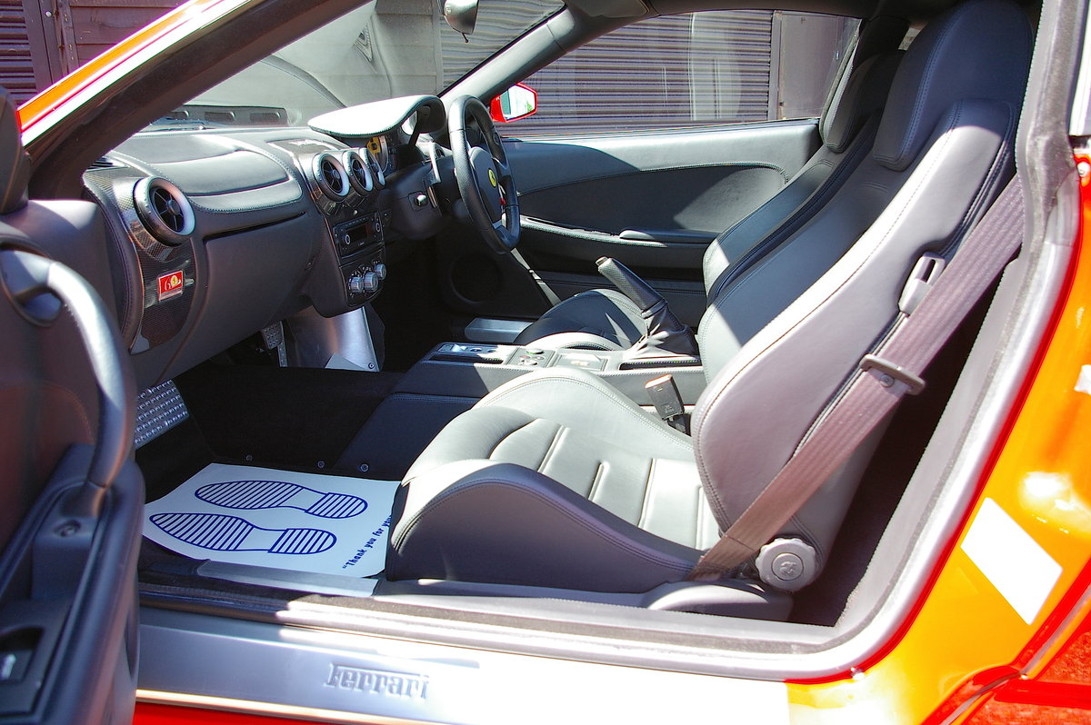 2007 Ferrari F430 4.3 F1 Coupe Automatic (14,889 miles) For Sale (picture 4 of 6)