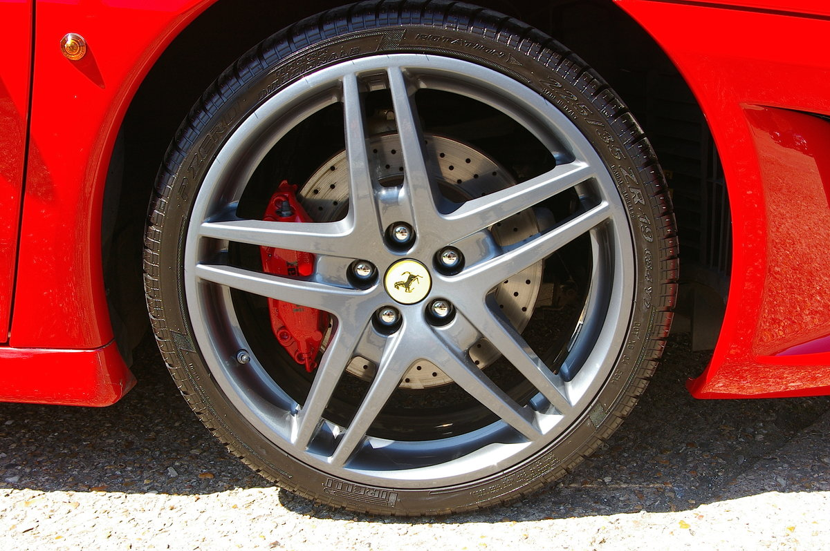 2007 Ferrari F430 4.3 F1 Coupe Automatic (14,889 miles) For Sale (picture 5 of 6)