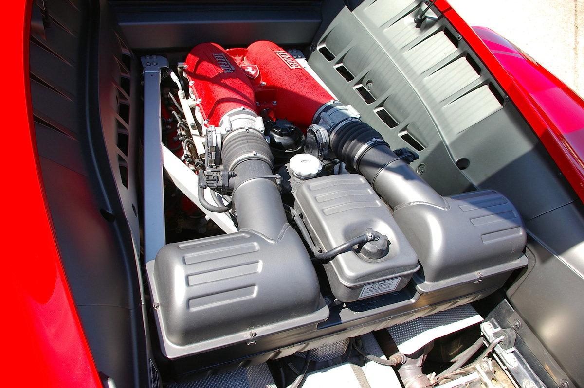 2007 Ferrari F430 4.3 F1 Coupe Automatic (14,889 miles) For Sale (picture 6 of 6)