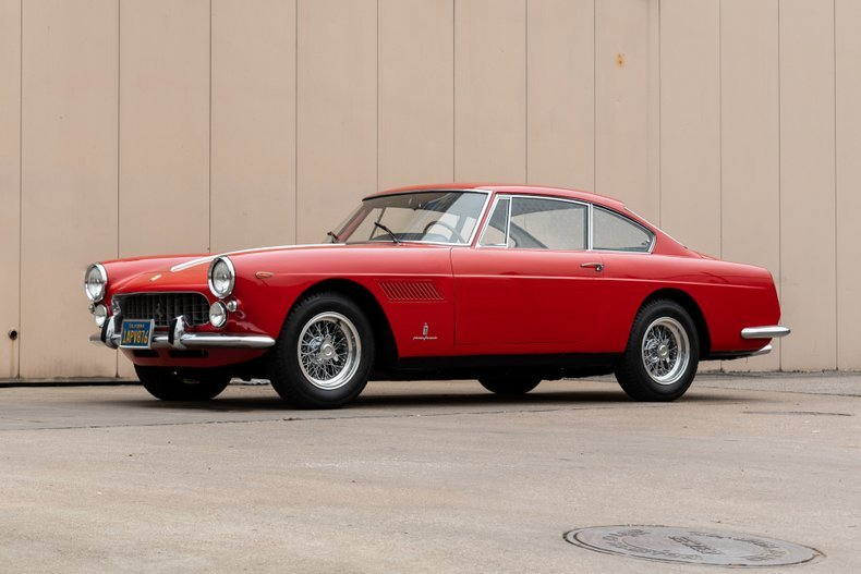 1963 Ferrari 250 GTE = Clean Red driver  $obo For Sale (picture 1 of 2)