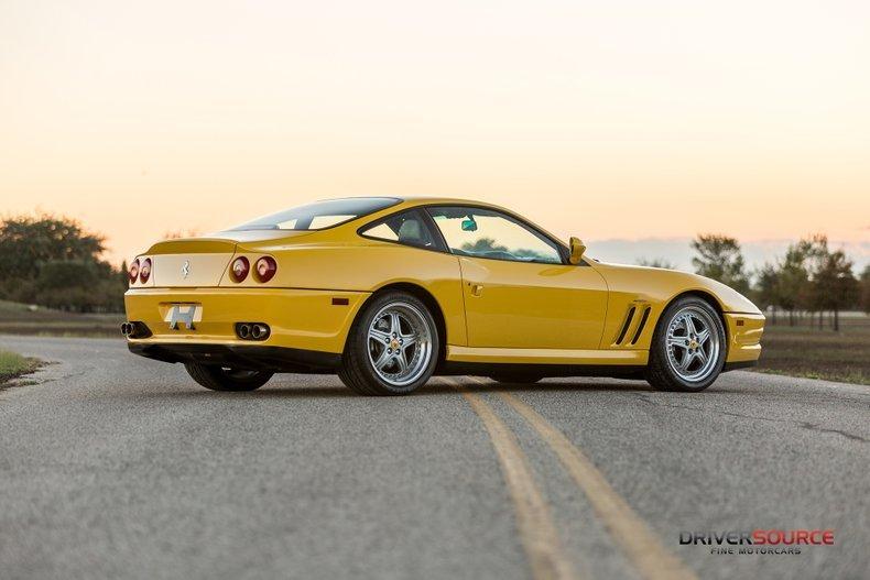 1997 Ferrari 550 Maranello = 6 speed Manual 9.8k miles $192. For Sale (picture 2 of 6)