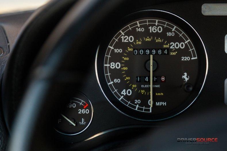 1997 Ferrari 550 Maranello = 6 speed Manual 9.8k miles $192. For Sale (picture 5 of 6)