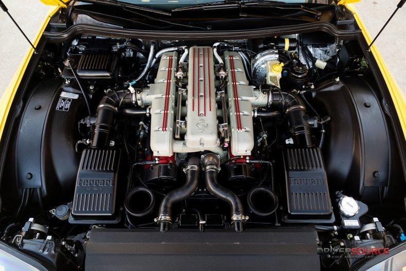 1997 Ferrari 550 Maranello = 6 speed Manual 9.8k miles $192. For Sale (picture 6 of 6)