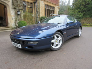 SOLD-ANOTHER REQUIRED Ferrari 456 GT-14,000 miles!! For Sale