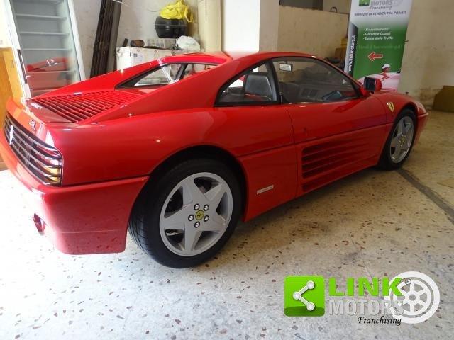 1991 Ferrari 348 TB CAT Macchina conservata. IMPECCABILE For Sale (picture 4 of 6)