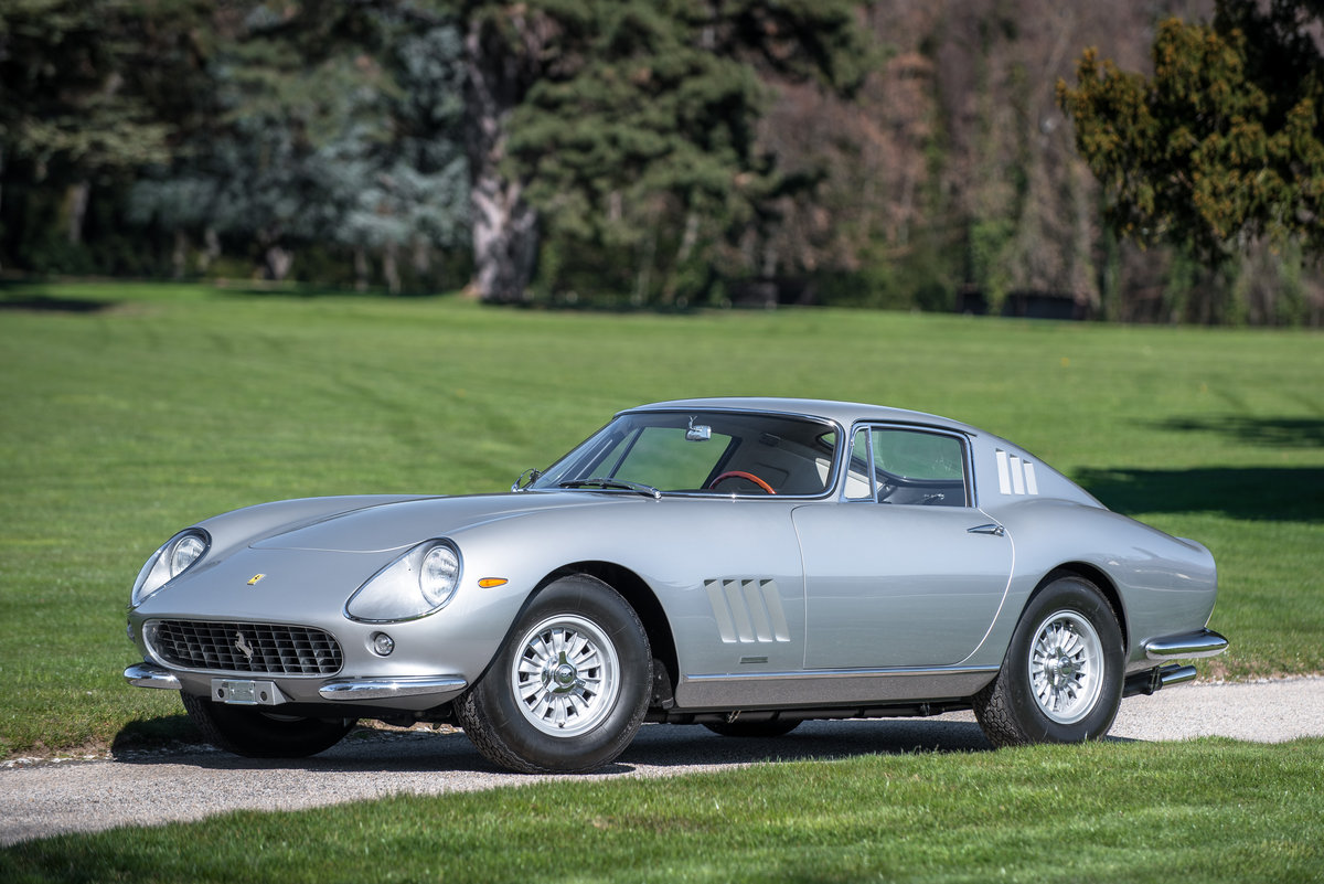 1965 Ferrari 275 GTB For Sale by Auction (picture 1 of 4)