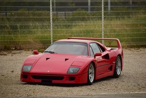 1991 Ferrari F40 For Sale by Auction