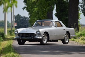 1959 Ferrari 250 GT Pinin Farina coupé For Sale by Auction