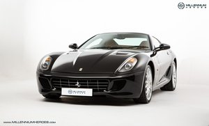 2006 FERRARI 599 GTB FIORANO // RHD UK // CARBON FIBRE SEATS For Sale