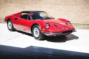 1972 Dino 246 GTS For Sale by Auction