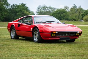 1984 Ferrari 308 GTB Quattrovalvole For Sale by Auction