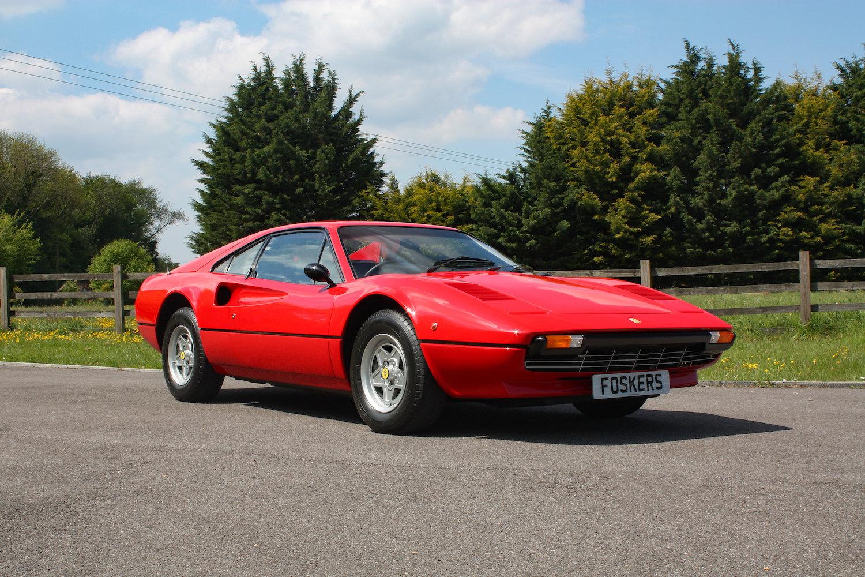 Ferrari 308 Gts For Sale >> 1977 Ferrari 308 Gtb For Sale Car And Classic