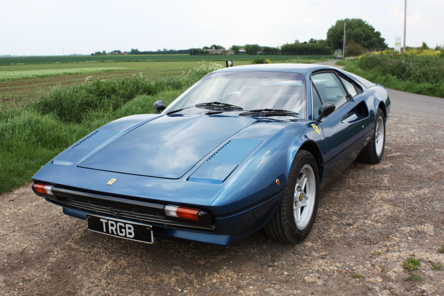 FERRARI 308 GTBi 1981. EXCELLENT CONDITION THROUGHOUT For Sale (picture 1 of 6)