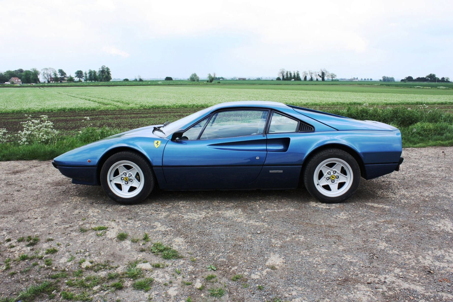 FERRARI 308 GTBi 1981. EXCELLENT CONDITION THROUGHOUT For Sale (picture 5 of 6)