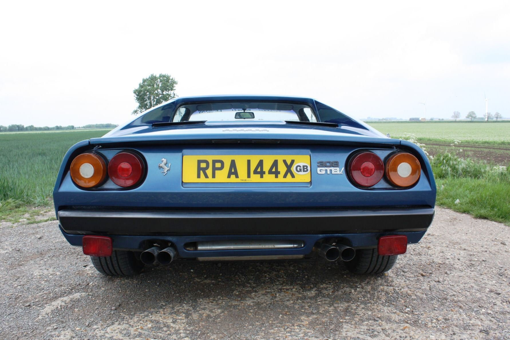 FERRARI 308 GTBi 1981. EXCELLENT CONDITION THROUGHOUT For Sale (picture 6 of 6)