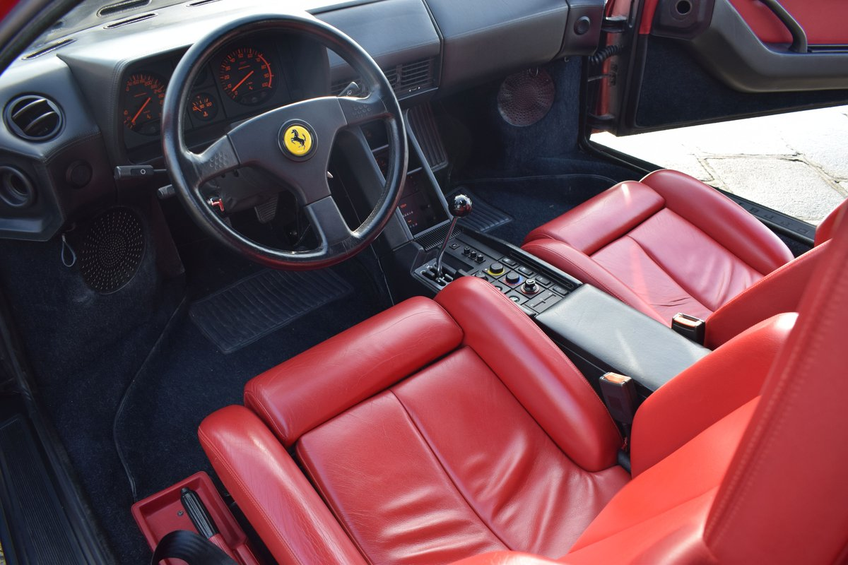 1988 Ferrari Testarossa For Sale by Auction (picture 3 of 6)