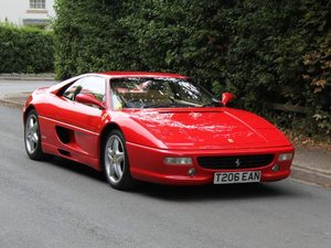 1999 Ferrari 355 Berlinetta GTB - Low miles,beautiful RHD example For Sale