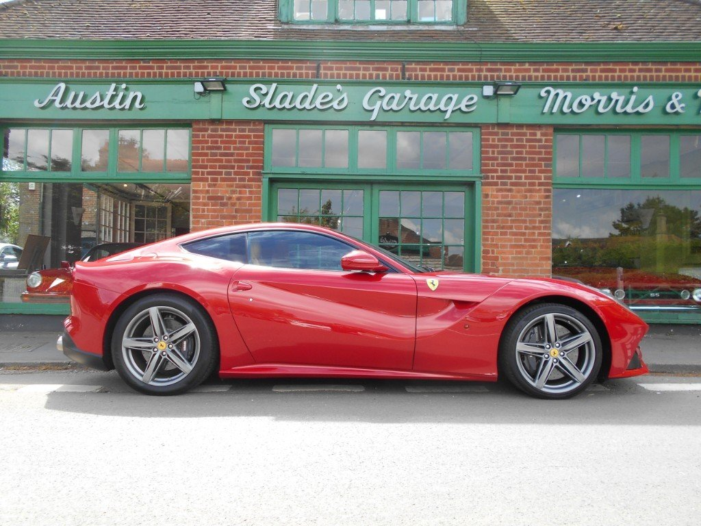 2013 Ferrari F12 Berlinetta Coupe  For Sale (picture 1 of 4)