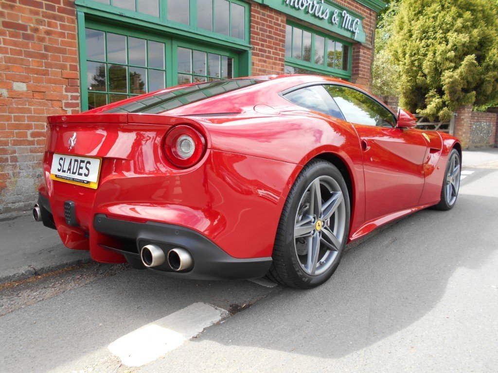 2013 Ferrari F12 Berlinetta Coupe  For Sale (picture 3 of 4)
