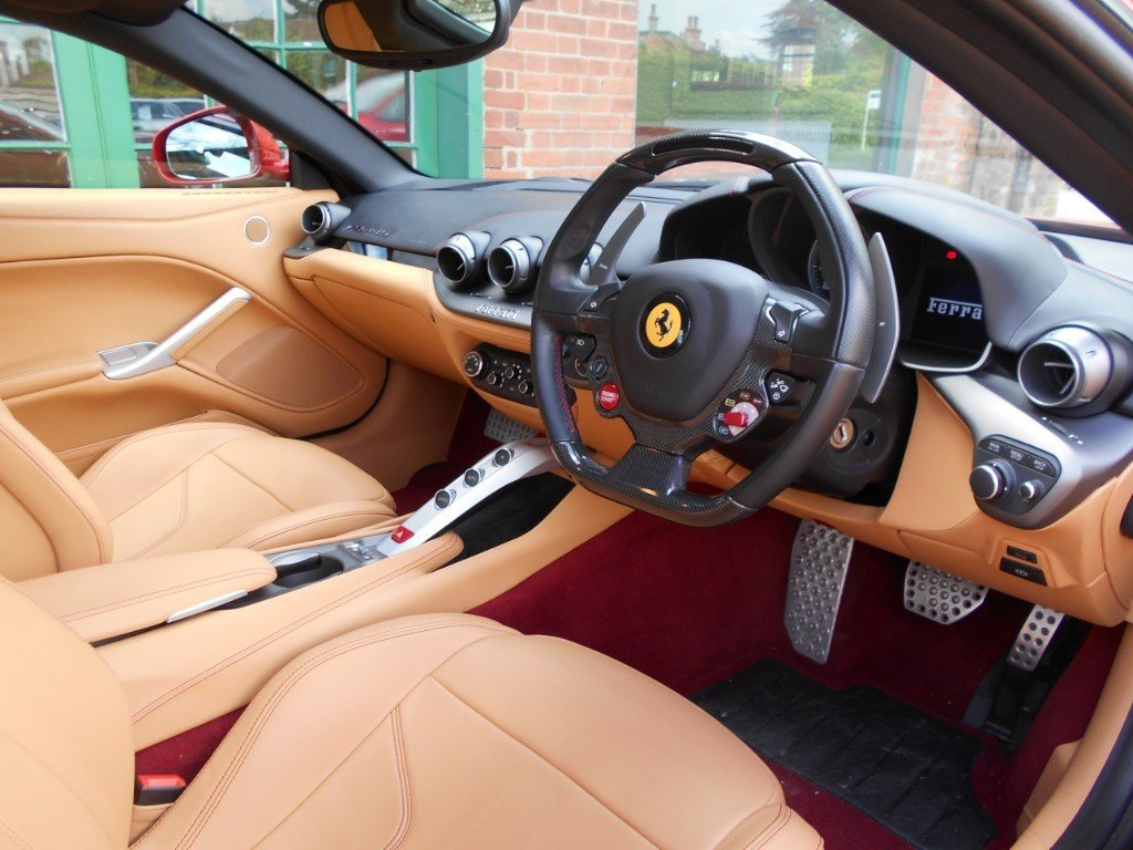 2013 Ferrari F12 Berlinetta Coupe  For Sale (picture 4 of 4)