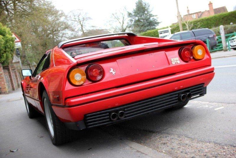 1987 Ferrari 328 GTS Manual  For Sale (picture 3 of 5)