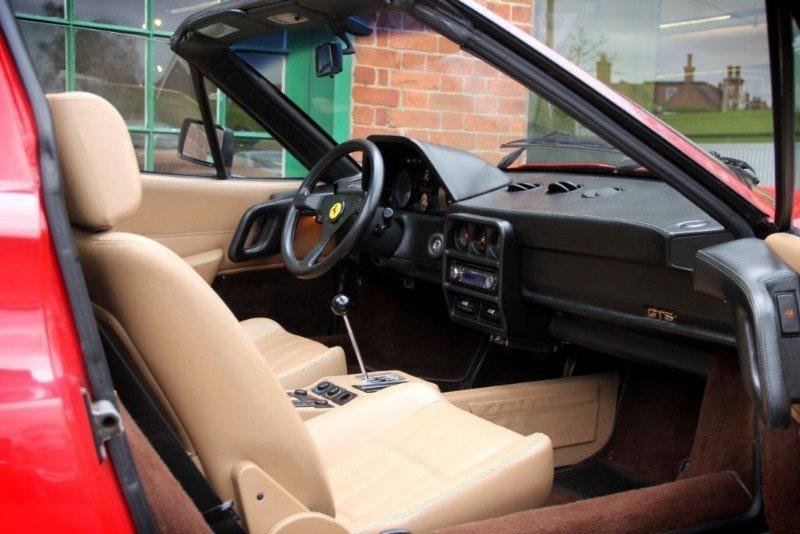 1987 Ferrari 328 GTS Manual  For Sale (picture 4 of 5)