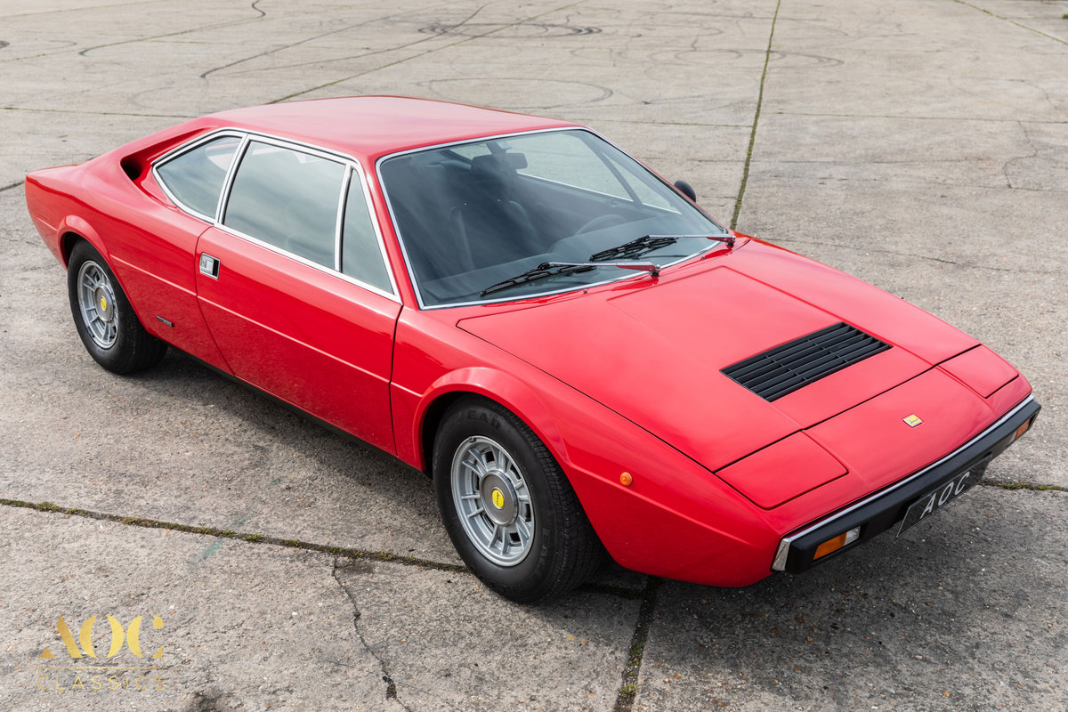 1974 DINO 308 GT4 - Stratospheric condition and incredible car For Sale (picture 1 of 6)
