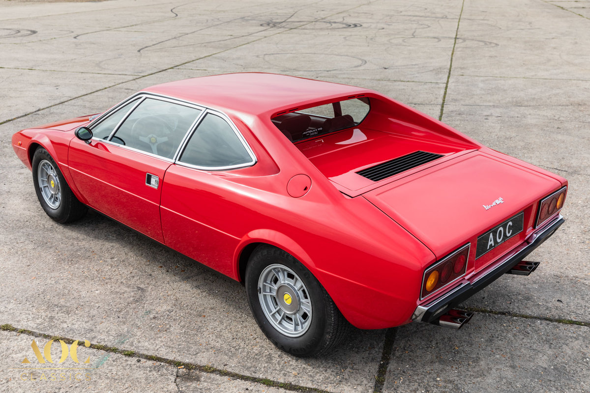 1974 DINO 308 GT4 - Stratospheric condition and incredible car For Sale (picture 2 of 6)