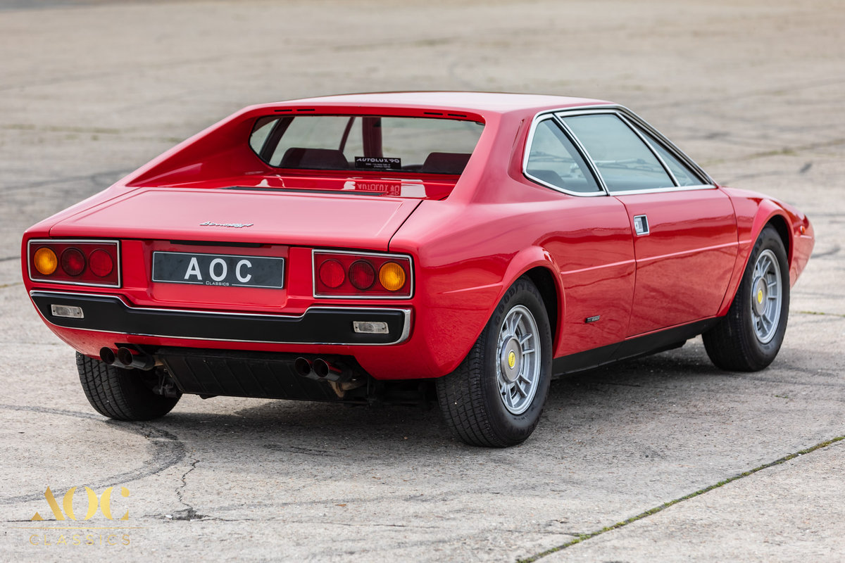 1974 DINO 308 GT4 - Stratospheric condition and incredible car For Sale (picture 3 of 6)
