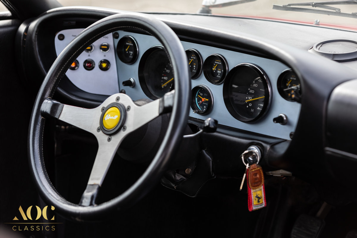1974 DINO 308 GT4 - Stratospheric condition and incredible car For Sale (picture 5 of 6)