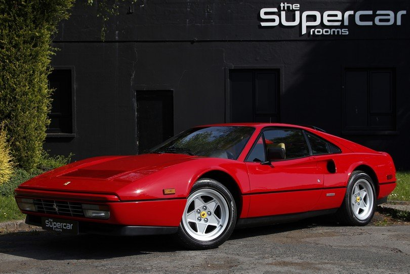 1987 Ferrari 328 GTB - 85K Miles - LHD - Outstanding Example For Sale (picture 1 of 6)
