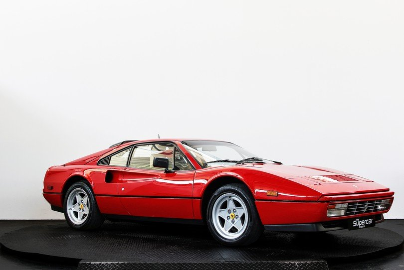 1987 Ferrari 328 GTB - 85K Miles - LHD - Outstanding Example For Sale (picture 2 of 6)