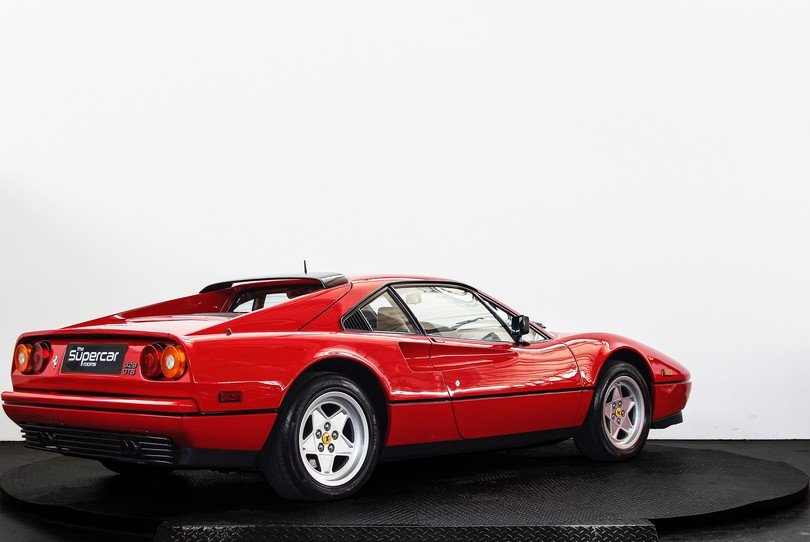 1987 Ferrari 328 GTB - 85K Miles - LHD - Outstanding Example For Sale (picture 3 of 6)